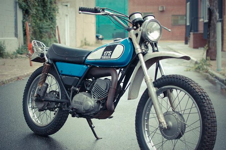 dt 175 yamaha bikes