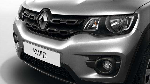 renault kwid headlights