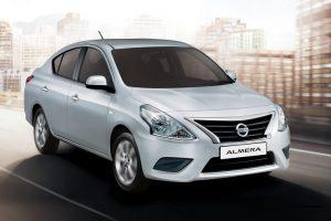 An all dependable Nissan Almera