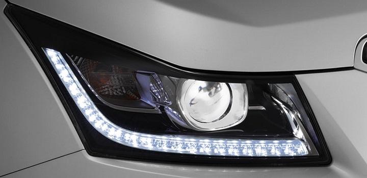 chevrolet cruze headlights