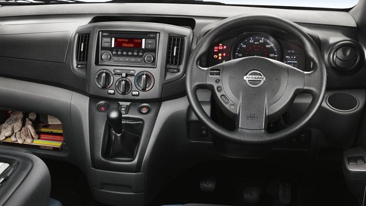 nissan nv200 combi interior