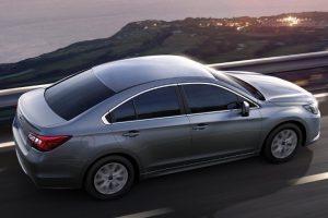 Subaru Legacy – Unleash your power