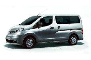 Passenger all-rounder Nissan NV200 Combi