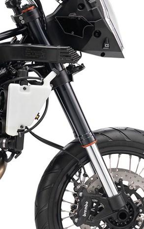 ktm bike suspensions