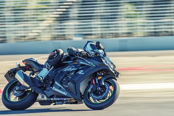the ninja zx10rr speed