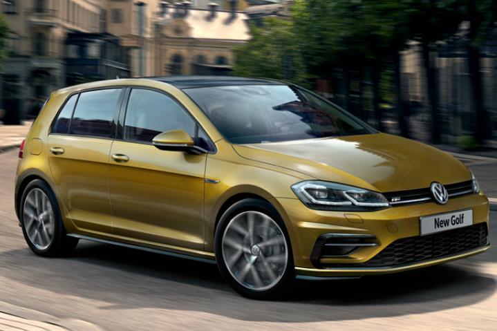 Golf Gti Performance 2017 >> A new look Volkswagen Golf hits SA - Auto Mart Blog