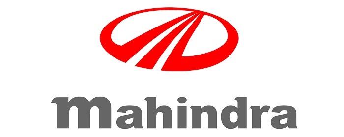 logo by mahindra