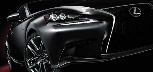 sport car by lexus