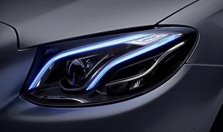 Vehicle specs Mercedes-Benz
