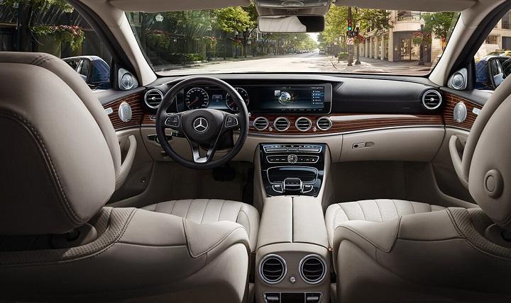 Interior design Mercedes-Benz