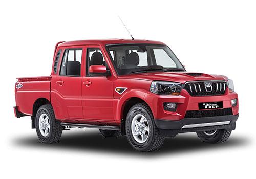 pik up mahindra vehicle