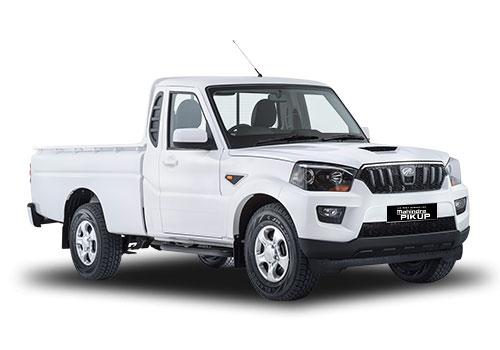pik up car mahindra model
