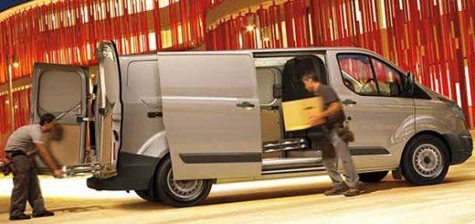 ford transit custom for sale