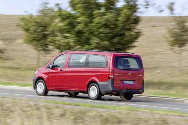 Mercedes-Benz Vito, panel van for sale