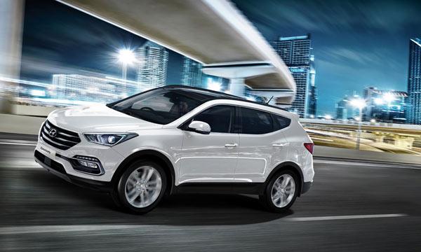 Hyundai Santa Fe, hyundai vehicles, hyundai dealership, new car