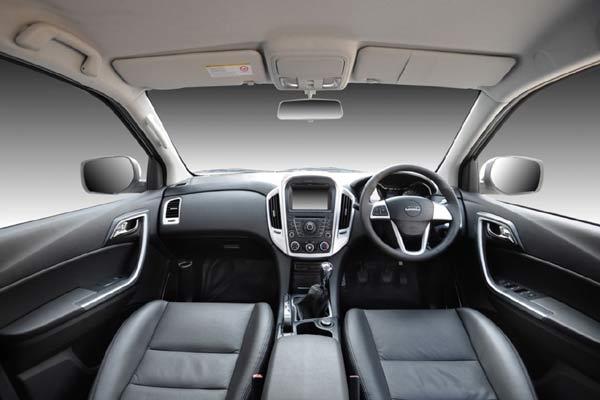 The JMC Vigus's Distinctive Interior Design | Auto Mart | Double Cab Bakkies