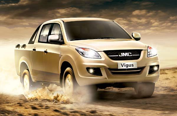 JMC Vigus For Sale South Africa | Auto Mart | Double Cab Bakkies