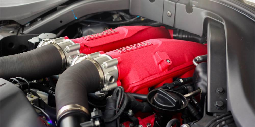 Ferrari Portofino V8 Engine | Auto Mart