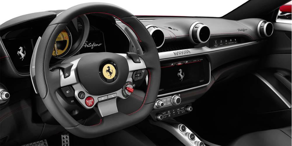 Ferrari Portofino Interior | Auto Mart