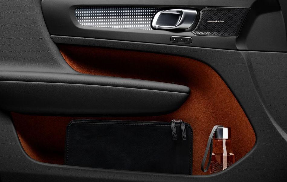 Volvo XC40 Interior   Cars For Sale In SA   Auto Mart