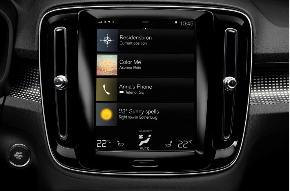 Volvo XC40 Interior | Volvo SUV's For Sale In SA | Auto Mart