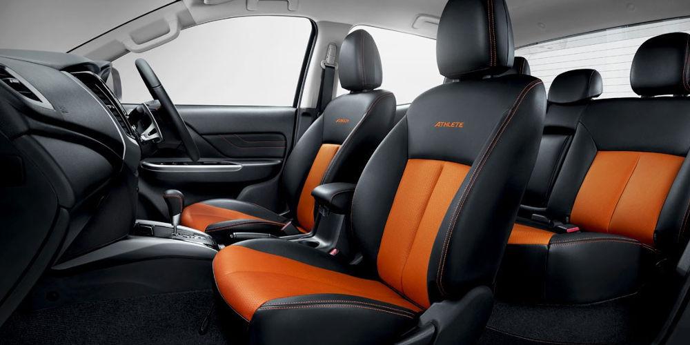 Mitsubishi Triton Athlete Interior | Auto Mart