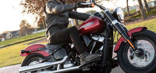 Harley Davidson Softail Slim | Bikes For Sale On Auto Mart