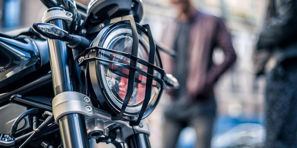 Husqvarna Svartpilen Headlight   Bikes For Sale In SA   Auto Mart