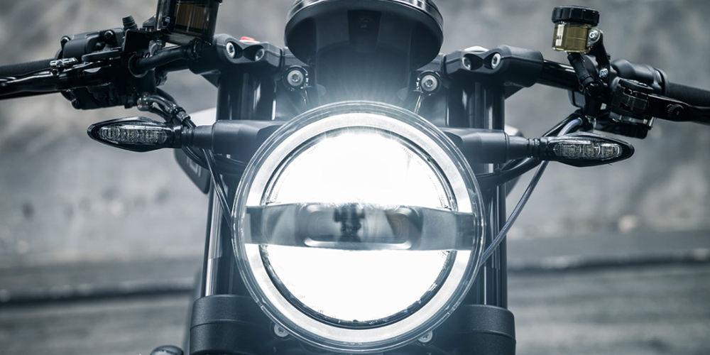 Husqvarna Vitpilen Headlight | Bikes For Sale On Auto Mart