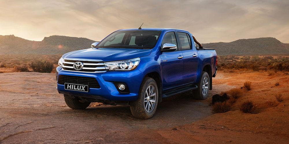 Toyota Hilux Double Cab Bakkie | Auto Mart