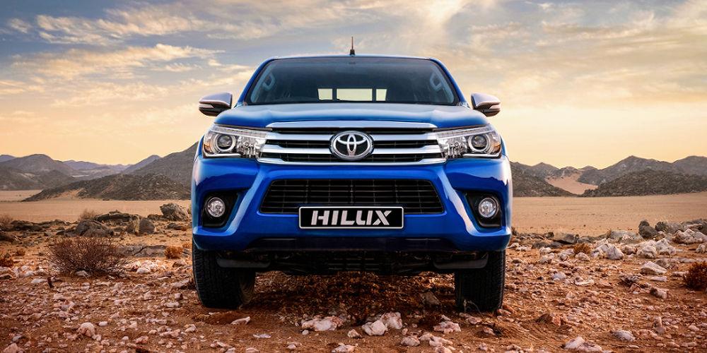 2.4 Double Cab Toyota Hilux | Auto Mart