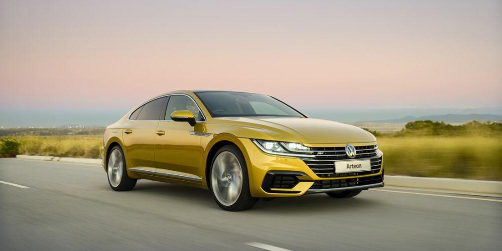 Volkswagen Arteon Exterior | New Cars For Sale In SA | Auto Mart