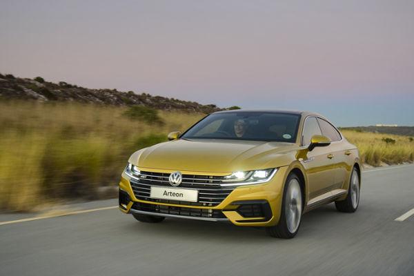 Experience the exhilarating Volkswagen Arteon