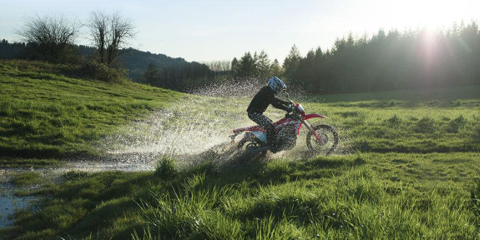 Honda CRF450L Rally Motorcycle | Auto Mart