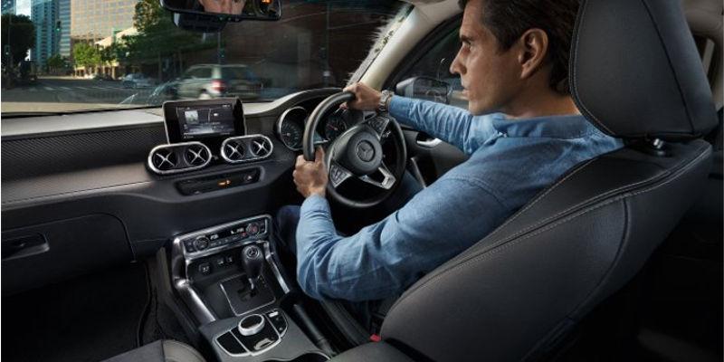 Mercedes-Benz X-Class Interior | Auto Mart