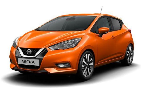 SA welcomes the bold new Nissan Micra
