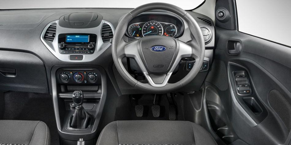 2018 Ford Figo Interior   Cars For Sale On Auto Mart