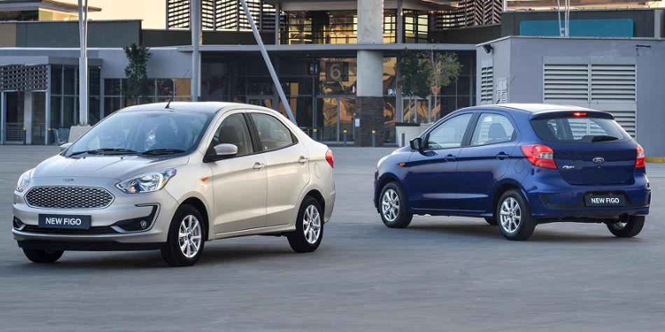 The New Ford Figo For Sale   Auto Mart