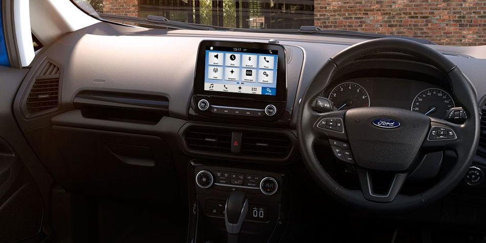 The New Ford EcoSport SUV | Auto Mart