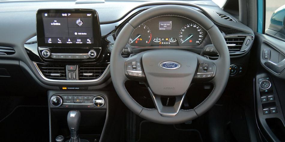 The All-New Ford Fiesta's Innovative Interior   Auto Mart