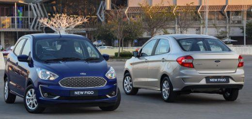 2018 Ford Figo For Sale | Auto Mart