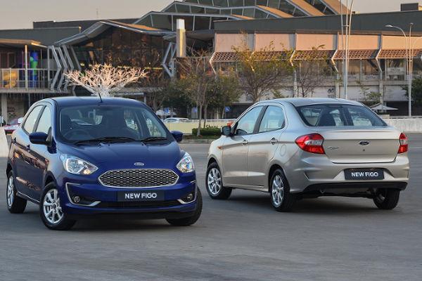 Discover the new upmarket Ford Figo