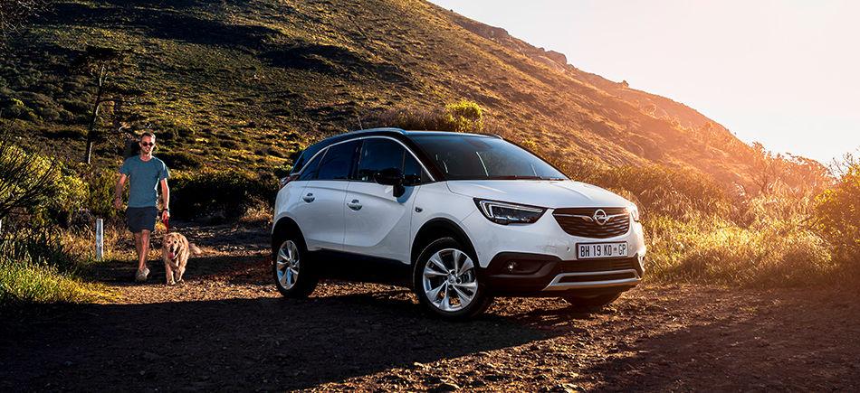 Opel Crossland X | SUVs For Sale In SA | Auto Mart