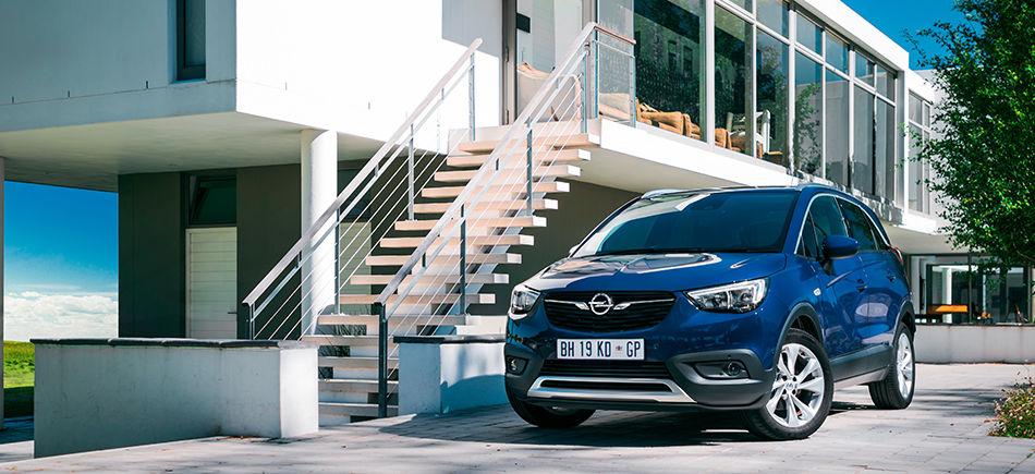 Opel Crossland X SUV For Sale | Auto Mart