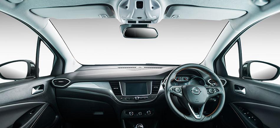 Opel Crossland X Interior | SUVs For Sale On Auto Mart