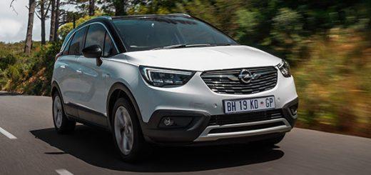 Opel Crossland X | SUVs For Sale On Auto Mart