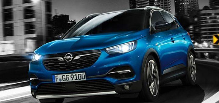 Opel Grandland X   SUVs For Sale On Auto Mart