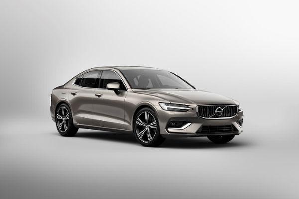 The new, sophisticated Volvo S60 Sedan