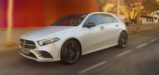Mercedes-Benz, New A-Class