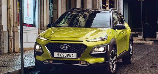 SUV, Hyundai Kona